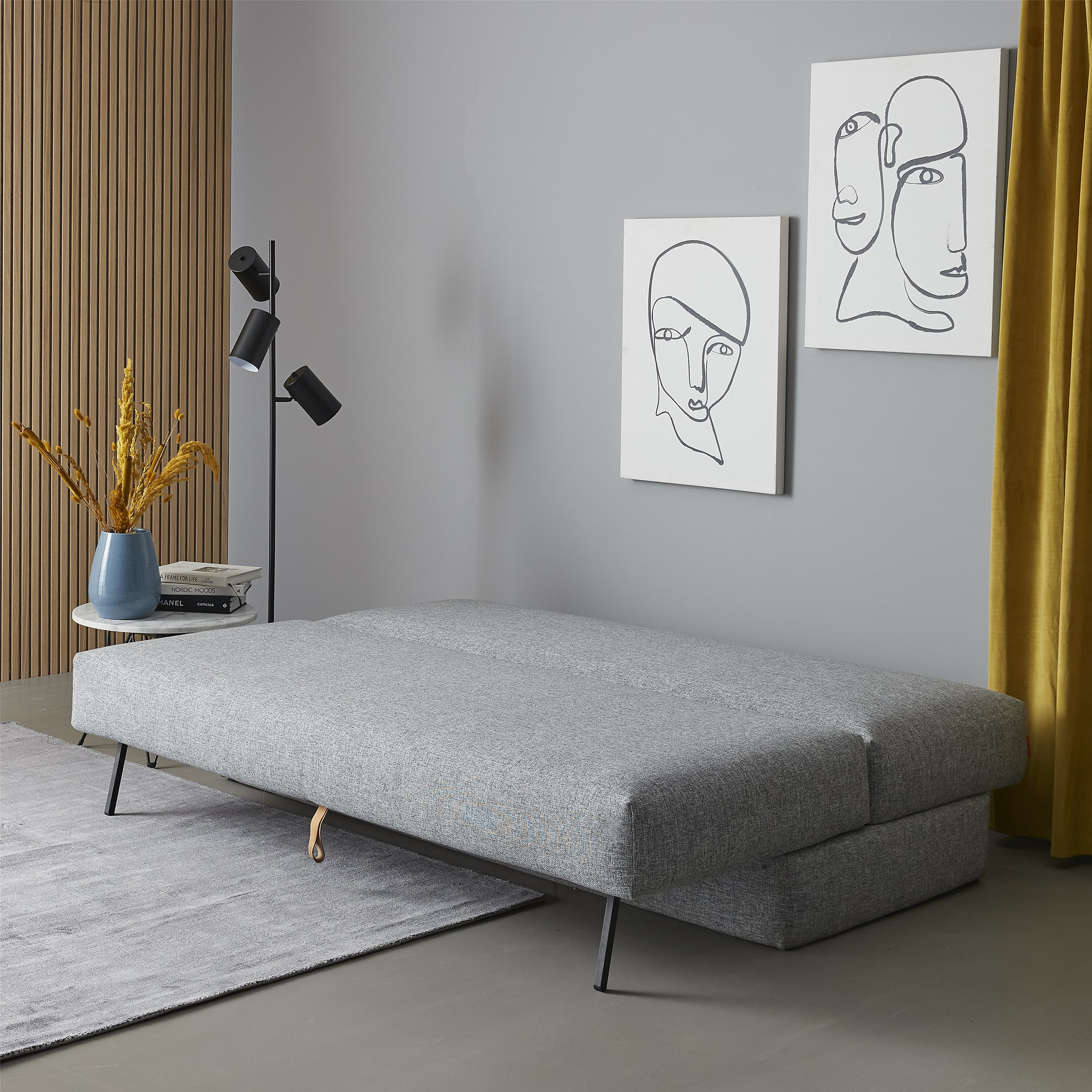 Innovation Living - Osvald de luxe Bäddsoffa