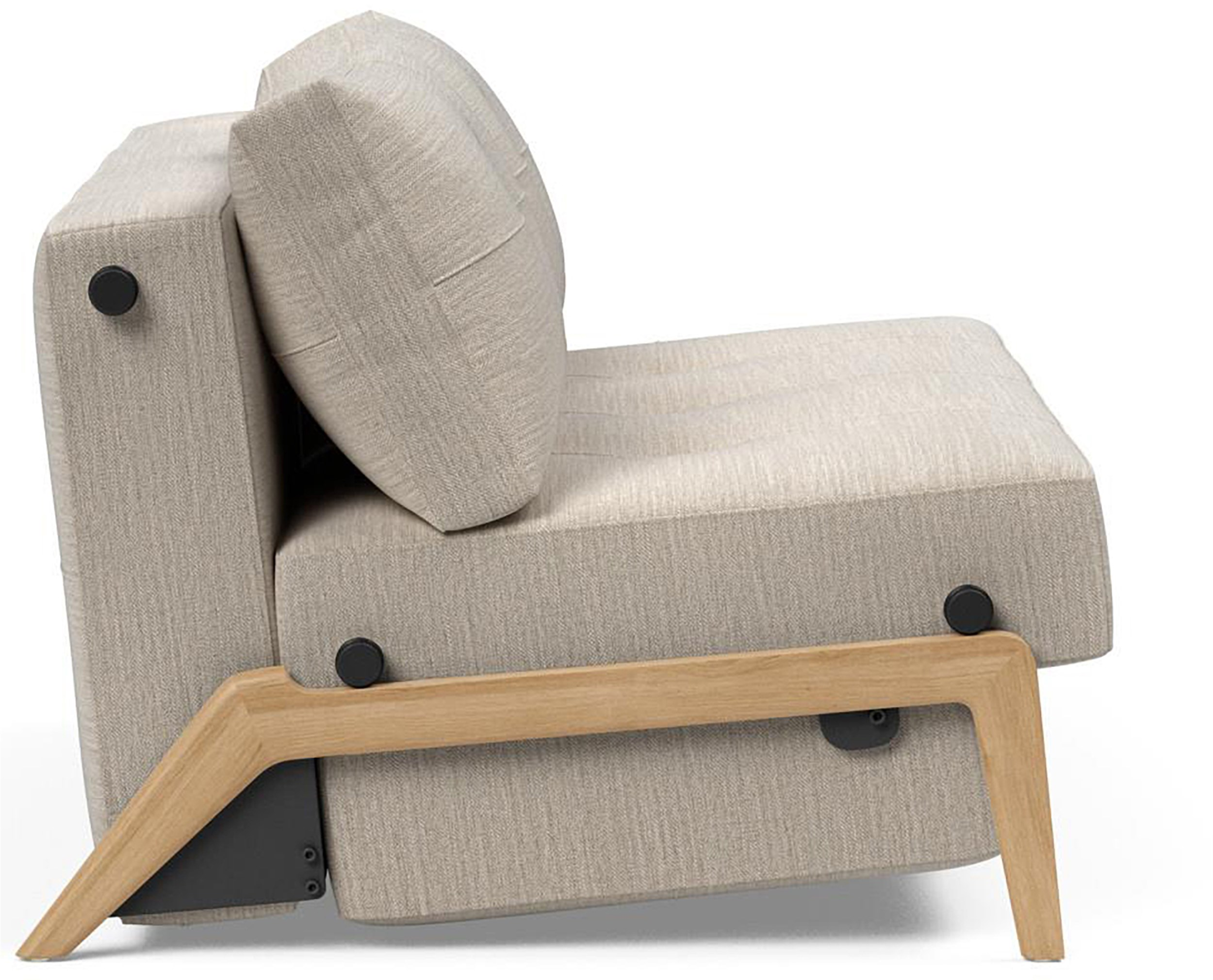 Innovation Living - Cubed Wood Bäddsoffa