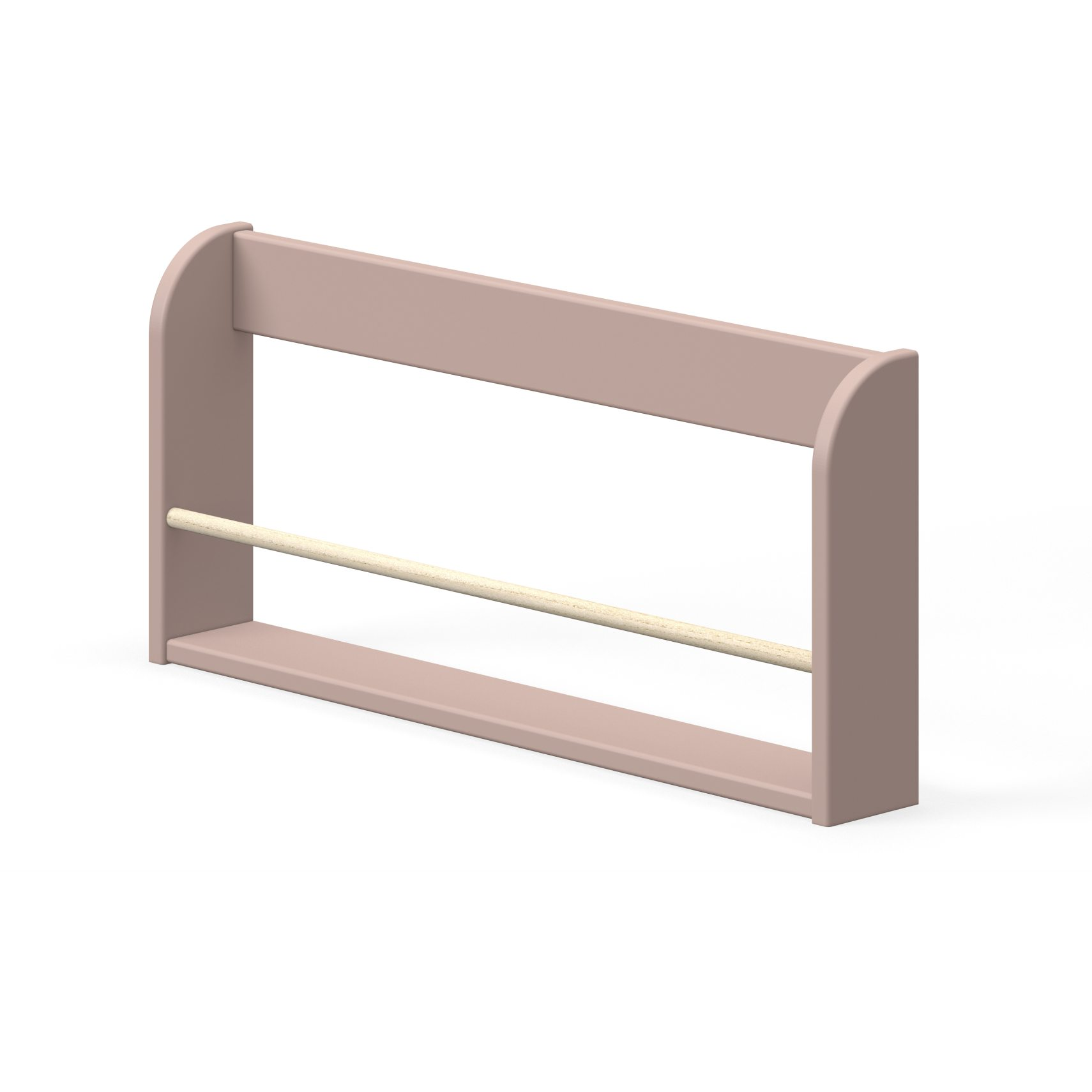 Flexa Play Bokhylla - Light Rose MDF