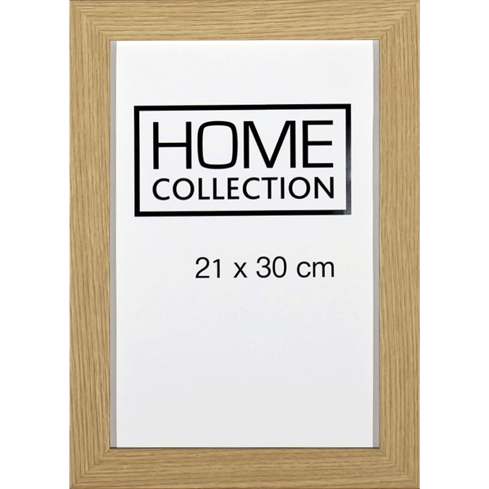 HOME COLLECTION Ram 21 x 30 x 1 cm - Ram i ekträ