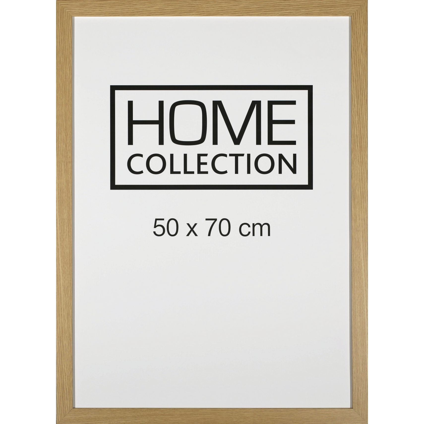 HOME COLLECTION Ram 50 x 70 x 2 cm - Ram i ekträ