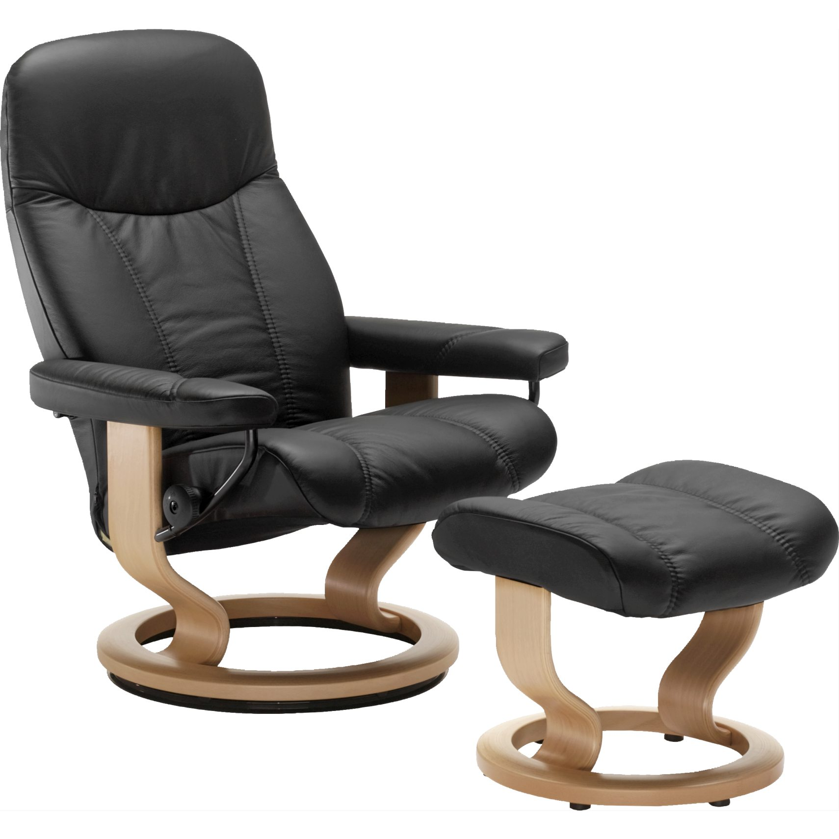 stressless consul m f t lj 7499 sek k p online. Black Bedroom Furniture Sets. Home Design Ideas